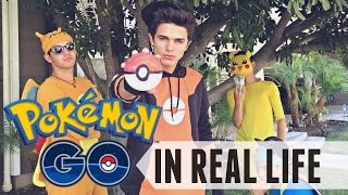 Download Pokémon Go In Real Life | Brent Rivera Video