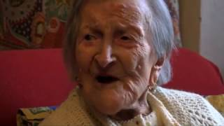 Download The secret to good health for world's oldest woman Video