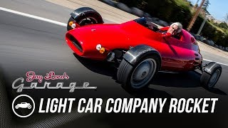 Download Light Car Company Rocket - Jay Leno's Garage Video