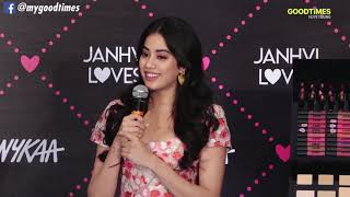 Download Jhanvi Kapoor Shares Her Beauty Secrets Video