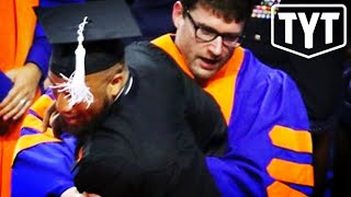 Download Black Students Dragged Off Graduation Stage Video