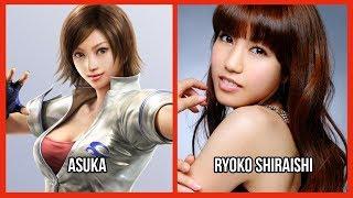 Download Characters and Voice Actors - Tekken 7 Video