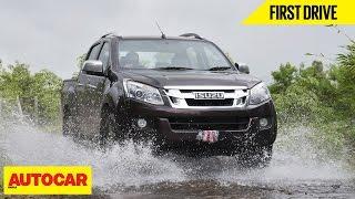 Download Isuzu D-Max V-Cross | First Drive | Autocar India Video