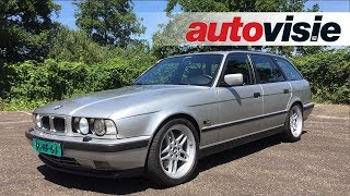 Download Peters Proefrit #32: BMW M5 Touring (1995) Video