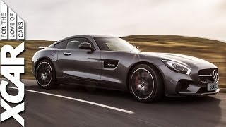 Download Mercedes-AMG GT S: Heavenly Engine Sound - XCAR Video