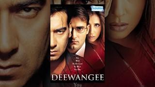 Download Deewangee Hindi Full Movie - Ajay Devgan - Akshaye Khanna - Urmila Matondkar - Bollywood Hit Film Video