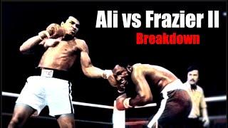 Download The Epic Rematch Explained - Ali vs Frazier 2 Breakdown Video