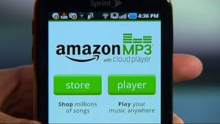 Download How to: Use Amazon Cloud Player for Android Video