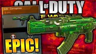 Download BEST EPIC VARIANT! ″VOLK - CORRUPTION″ INFINITE WARFARE EPIC WEAPONS! BEST GUNS INFINITE WARFARE! Video