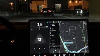 Download Tesla Model 3 Test Ride Video