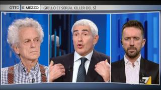 Download Otto e mezzo - Grillo e i serial killer del sì (Puntata 21/11/2016) Video