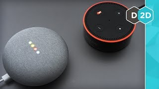 Download Google Home Mini VS Amazon Echo Dot - Who gets your 50 dollars? Video