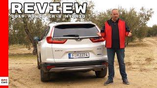 Download Honda CR-V Hybrid SUV 2019 Review Video