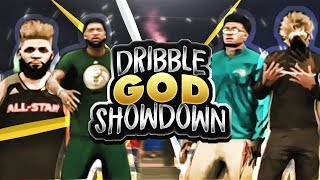Download HILARIOUS DRIBBLE GOD SHOWDOWN ! EXPOSE HIM 😱 | NBA 2K17 MYPARK | 2WAVY x $MG x SHIFT | ISO ONLY Video