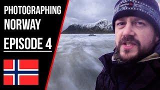 Download SEASCAPE PHOTOGRAPHY at Skagsanden Beach in Lofoten, Norway Video