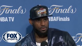 Download LeBron: 'I feel confident because I'm the best player in the world' Video