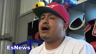 Download ((MUST SEE)) Robert Garcia Epic Break Down Of Canelo vs GGG Rematch EsNews Boxing Video