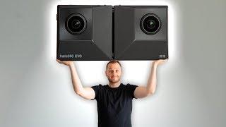 Download Insta360 EVO: 3D.. But Better! Video