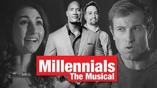 Download Lin-Manuel Miranda & Dwayne ″The Rock″ Johnson Present ″Millennials: The Musical″ Video