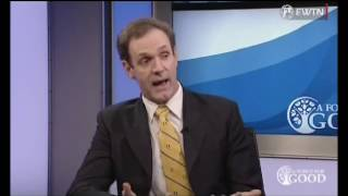 Download Samuel Gregg on the relationship between the minimum wage and a just wage - EWTN Television Video