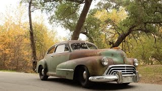 Download ICON 1946 Oldsmobile Derelict Detailed Overview 4k video! Video
