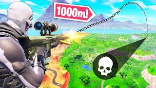 Download 1000M CRAZY SNIPE KILL! - Fortnite Funny and Best Moments Ep.288 (Fortnite Battle Royale) Video