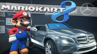 Download MERCEDES DLC vs THE WORLD | Mario Kart 8 w/ DanTDM & Ali-A Video