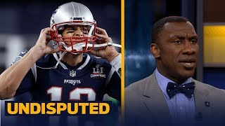 Download Tom Brady says he hasn't paid attention to Kaepernick controversy - Shannon reacts | UNDISPUTED Video