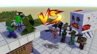 Download MONSTER SCHOOL : Baldi VS Zombie Apocalypse!! Video