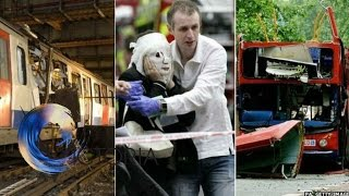 Download London 7/7 attacks: How the day unfolded (montage) - BBC News Video