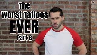 Download The Worst Tattoos Ever Pt 6 Video