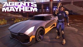 Download Agents of Mayhem - Ride For Mayhem Video