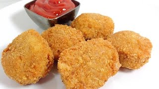Download Mcdonald's Chicken McNuggets Video Recipe In 3 Easy Steps How To Make Homemade Nuggets (HUMA) Video