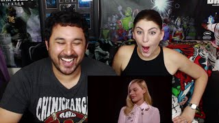 Download WILL SMITH & MARGOT ROBBIE INSULT EACH OTHER! REACTION & DISCUSSION!!! Video