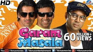 Download Garam Masala (HD) Full Movie | Hindi Comedy Movies | Akshay Kumar Movies | Latest Bollywood Movies Video