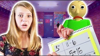 Download Baldi's Basics in Learning and Education in Real Life! | Back To School Edition in a Real School! Video