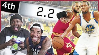 Download TWO BEST PLAYERS IN THE WORLD GO AT IT FOR THE CHAMPIONSHIP! - NBA 2K17 Gameplay Video