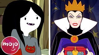 Download Top 10 Animated Queens in Movies & TV Video