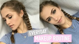 Download UPDATED EVERYDAY MAKEUP ROUTINE! (SUMMER 2016) | Mel Joy Video