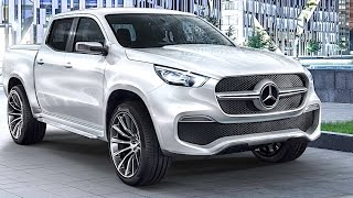 Download Mercedes Pickup Truck Review 2017 World Premiere Mercedes X Class Pickup Truck 2017 CARJAM TV HD Video