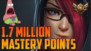 Download BRONZE 4 FIORA 1,700,000 MASTERY POINTS- Spectate Highest Mastery Points on Fiora Video