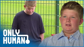 Download Can This Camp Help Children Lose Weight? | I Know What You Weighed Last Summer | Only Human Video