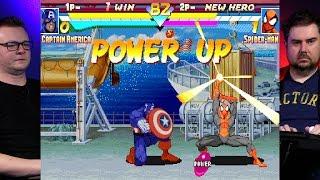 Download Ranking of Fighters 0007: Marvel Super Heroes & Street Fighter X Tekken Video