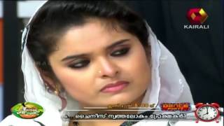 Download Sajitha Beti Storms out of Celebrity Kitchen Magic Video