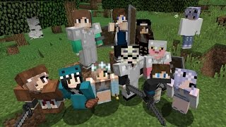 Download SEZON NOU DE SURVIVAL CU BRIGADA (DOWNLOAD HARTA VECHE) | Minecraft Video