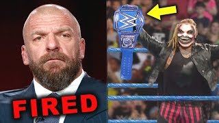 Download 10 Big Changes Coming to WWE in 2020 - Triple H Fired Video