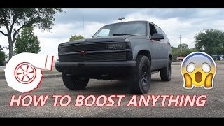 Download How to Build Your Own Turbo Kit!!! Video