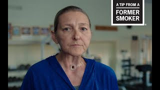 "Download CDC: Tips From Former Smokers - Sharon's ""Treadmill"" Tips Commercial Video"