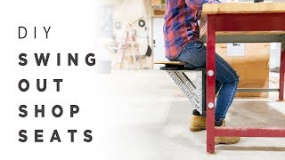Download Building Swing Out Stools + Three Legged Stools Video