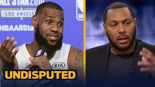 Download Skip, Shannon and NBA champ Eddie House go back and forth about who the GOAT really is | UNDISPUTED Video